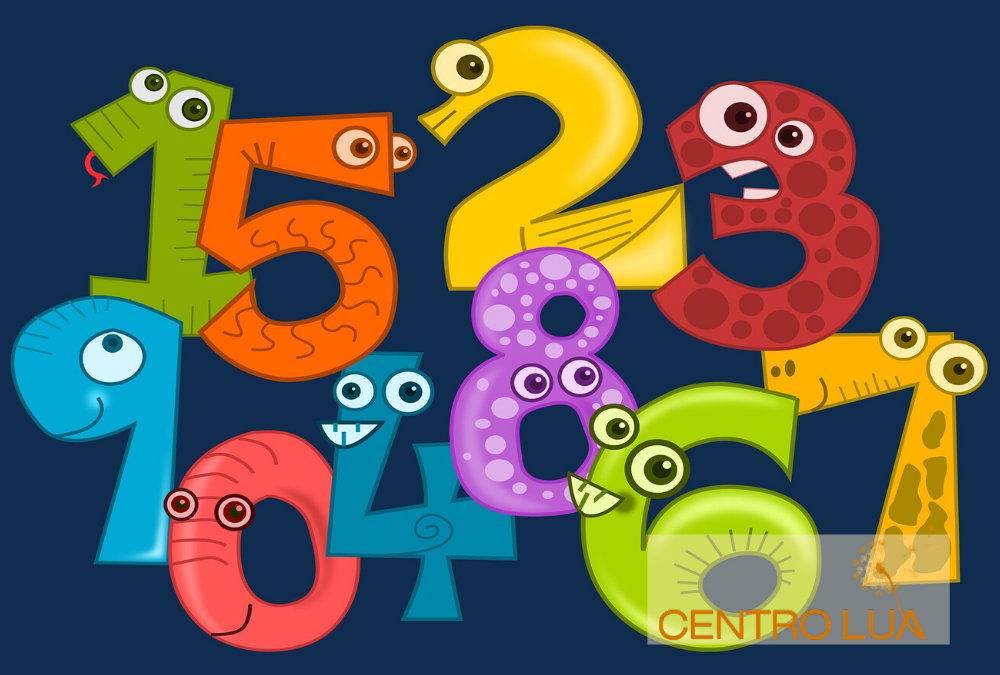 Numerología para entender y atender a los niños